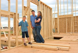 Want to build your own house? Here are 4 things to think about…