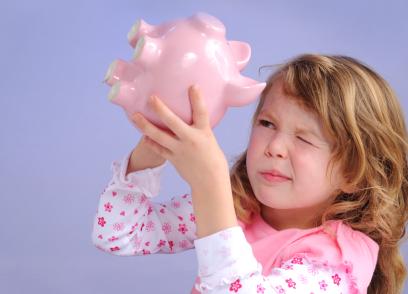 piggy bank money saving