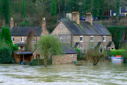 Dangerous complacency over flood risk to homes