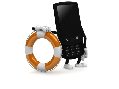 Mobile phone and life insurance compared