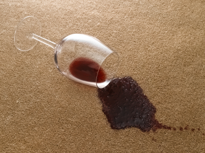 Home insurance claims for damaged carpet