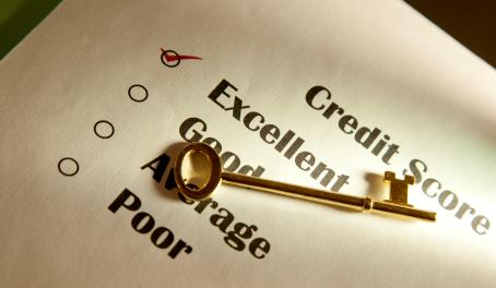 Living together credit score