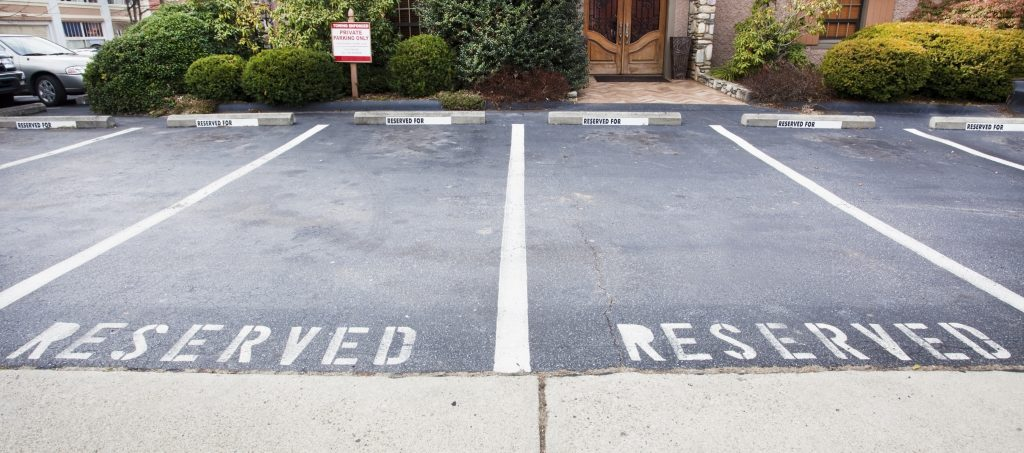 How important is a parking space to the value of your home?