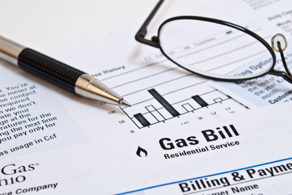 gas energy bill