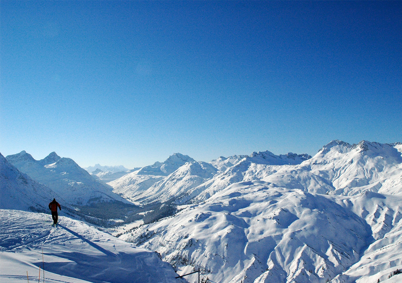 Fantastic winter activity holidays close to home