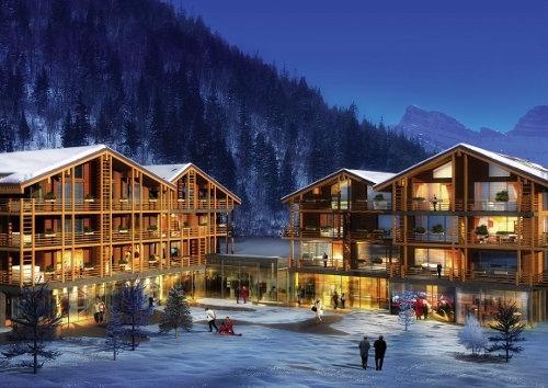 Verbier skiing