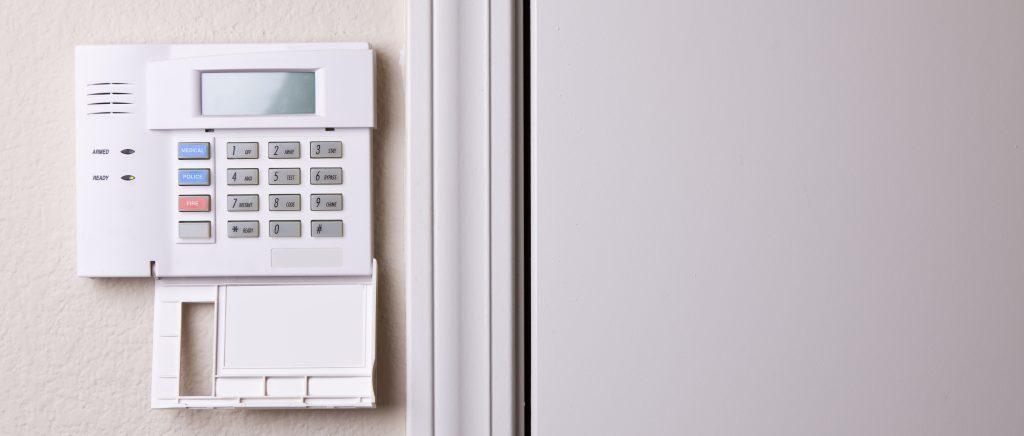 Home insurance and window and door locks