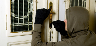 Securing your home before going on holiday