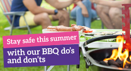 Barbecuing risks to your property and home insurance