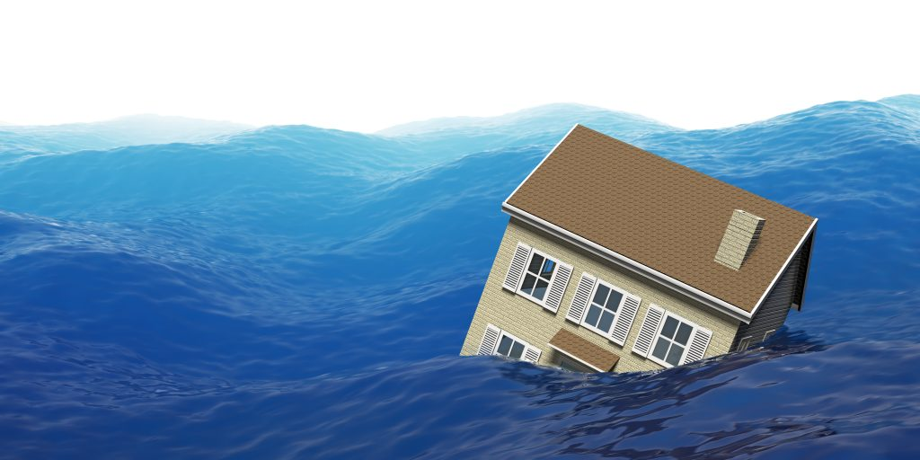 Help! My home is flooded