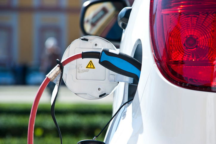 Insuring an electric car