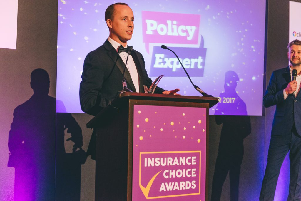 We've been named 'Best Home Insurance Provider' 2017!
