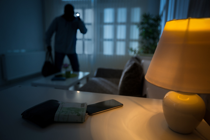 Revealed: What burglars look for when targeting your home