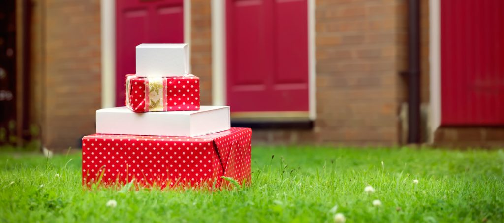 Keep your presents safe from delivery thieves