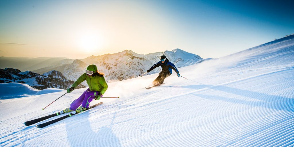 Travel insurance and winter sports