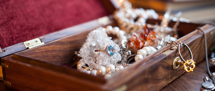 Is jewellery covered by home insurance policies?