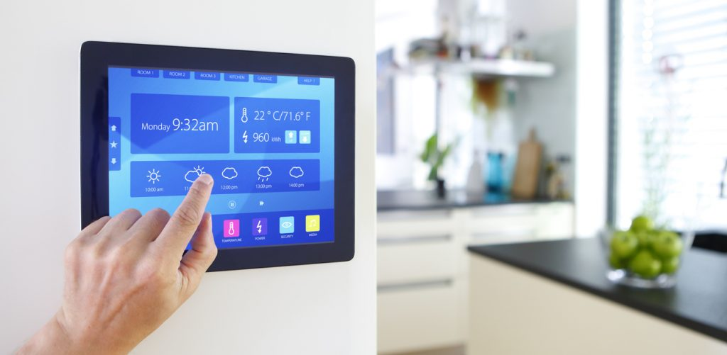 Smart technology in your home