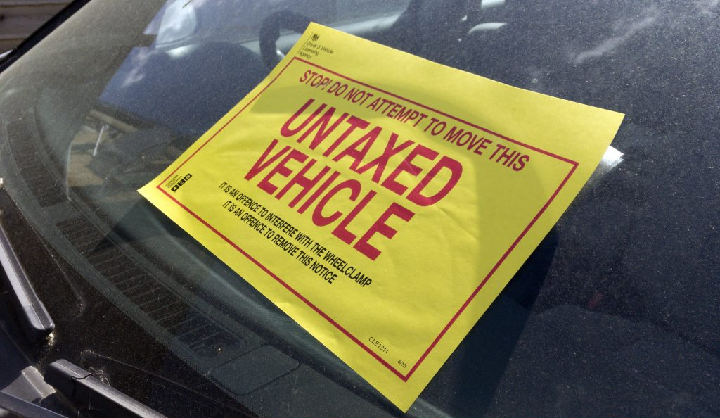Avoid paying road tax – legally