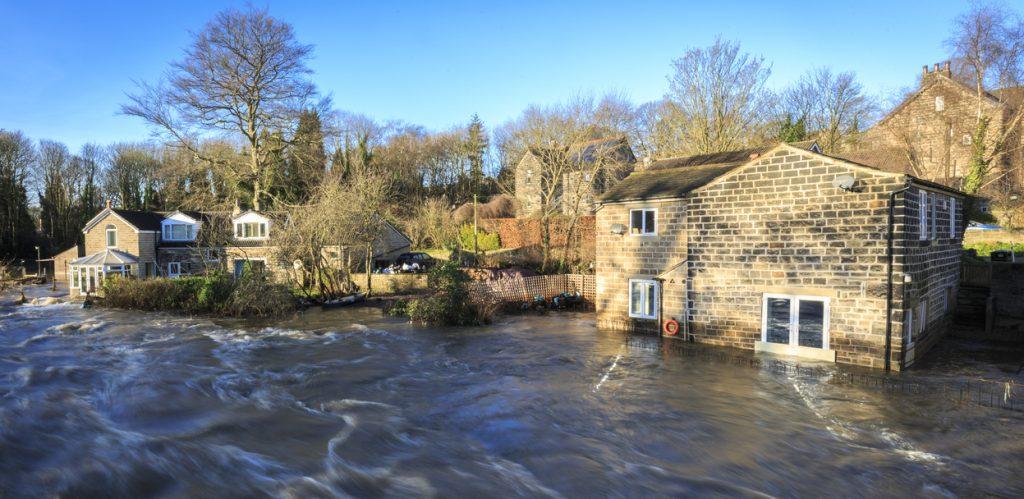 Flash flood, rapid response