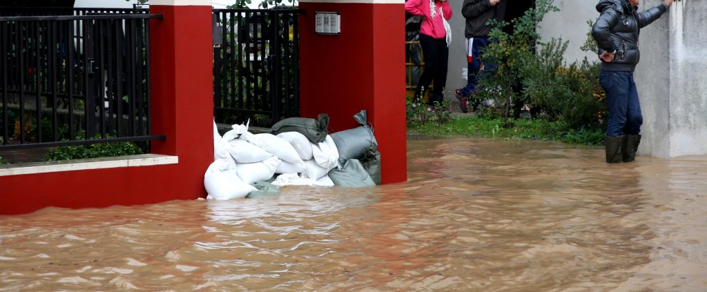 Cheaper insurance for flood-risk houses