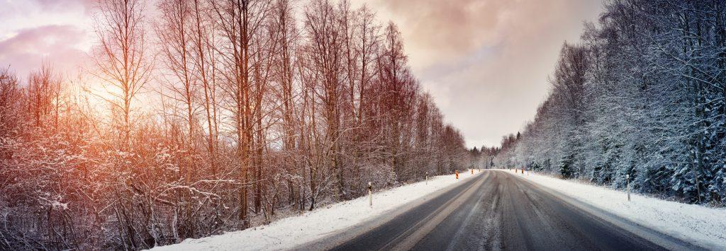 Winter motoring tips