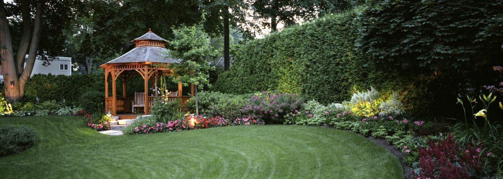 Spruce up your garden