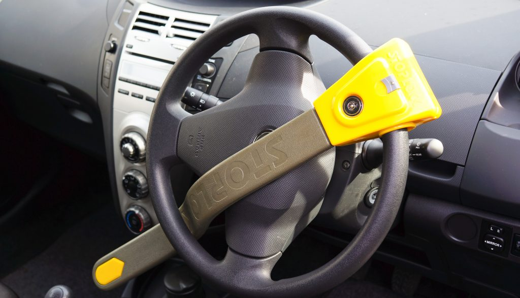 Protect yourself from car theft