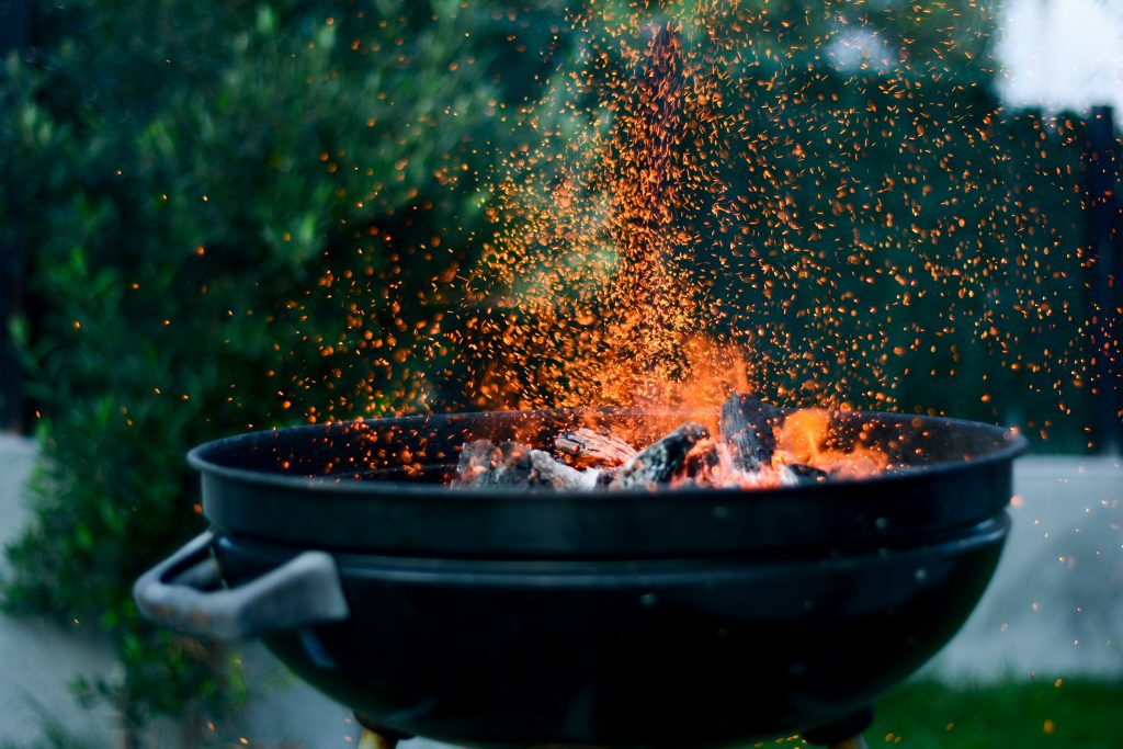 Keep your home safe from barbecue fires this summer