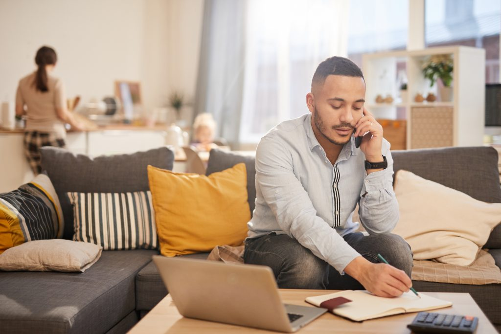 Tips for successfully working from home