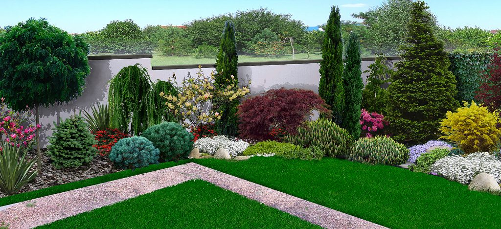 Beautiful gardens – it's all in the planning