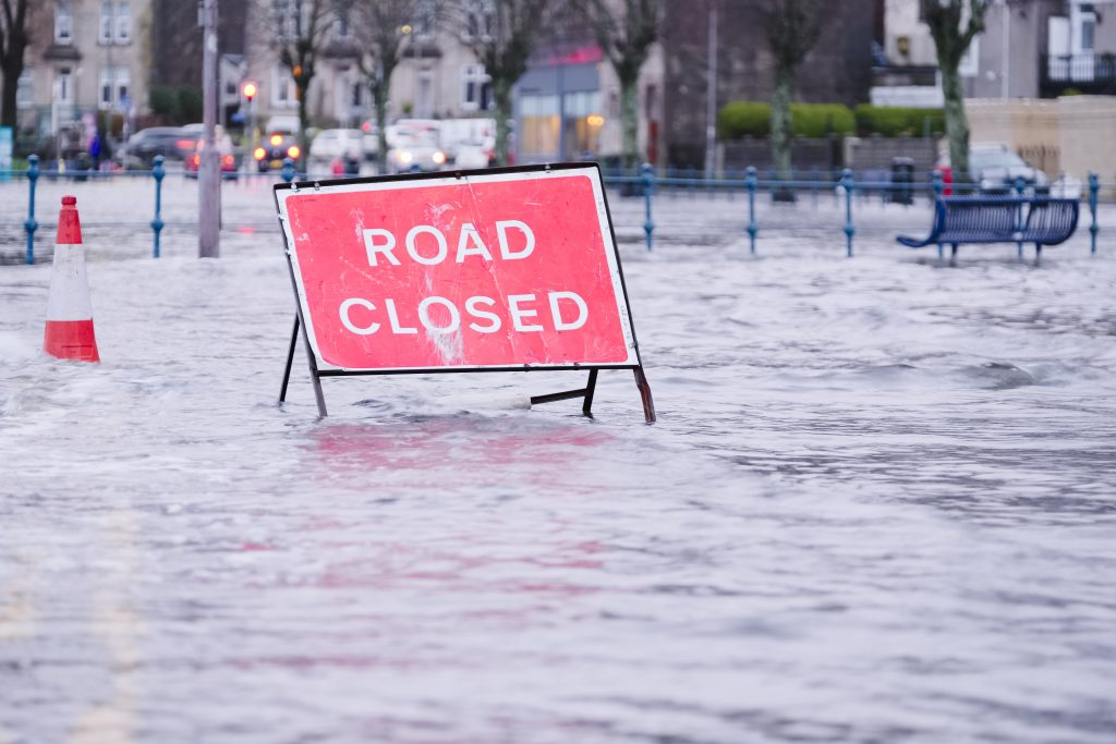 Flood risk on the rise