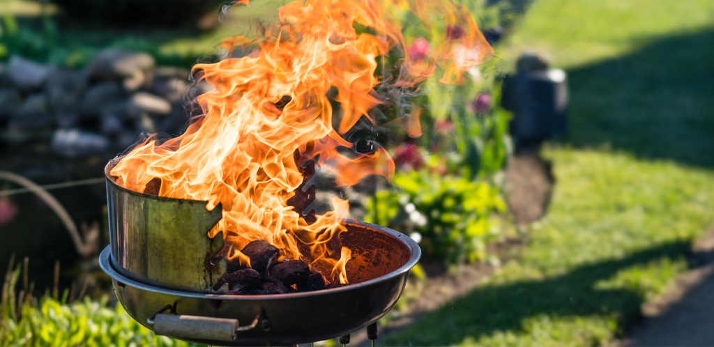 BBQ and firepit safety