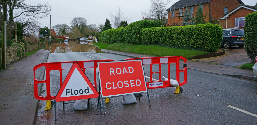 Protect your home from summer flash floods