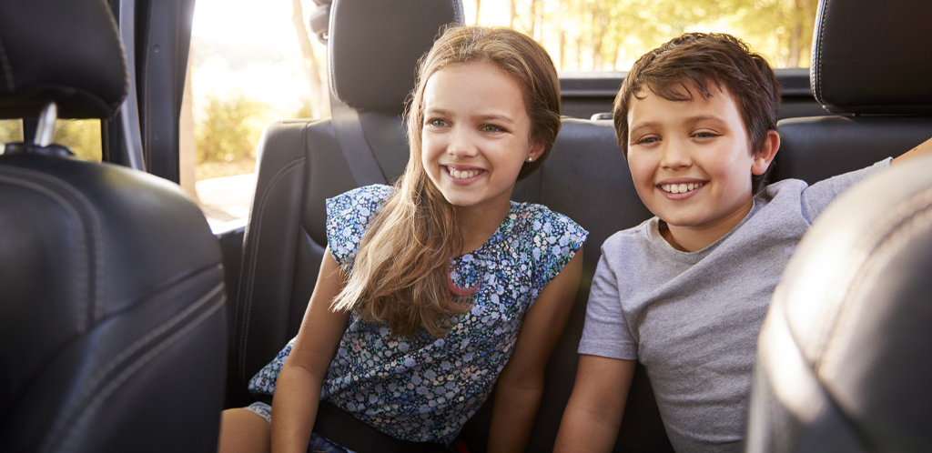 Are we there yet? Keeping children happy in the car